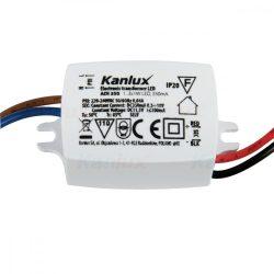 ADI 350 LED mûködtetõ 1x3W Kanlux