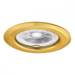 Beépíthető spot keret arany ARGUS CT-2114-G MR16 Kanlux