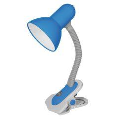 SUZI E27 csiptetős asztali lámpa HR-60-BL 230V Kanlux