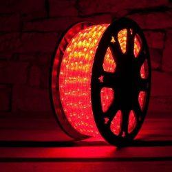 GIVRO LED-RE piros 50 méteres világító LED-es cső