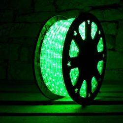 GIVRO LED-GN zöld 50 méteres világító LED-es cső