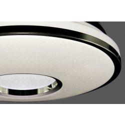 Strühm Opera 24W-os kör alakú natúr fehér mennyezeti lámpa