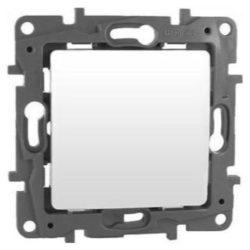Legrand Niloé 106-es kapcsoló fehér, váltókapcsoló