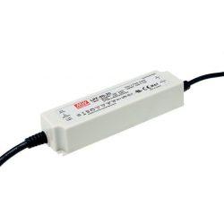 Mean Well   60W  LPF-60D-42    60W 42V  0-1,42A  dimmelhető 42V  LED tápegység