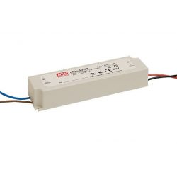 Mean Well   60W  LPV-60-24  IP67 vízvédett 60W-24V  LED tápegység