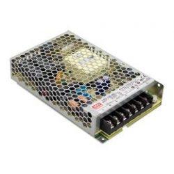 150W LRS-150-24 IP20 fémházas LED tápegység Mean Well
