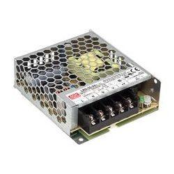 35W LRS-35-24 IP20 fémházas LED tápegység Mean Well