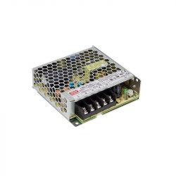 75W LRS-75-12 IP20 fémházas LED tápegység Mean Well