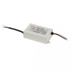 16W 16-24V/ 700mA primer oldalról dimmelhető LED tápegység Mean Well