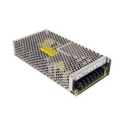 150W-24VDC IP20 beltéri LED tápegység RS-150-24 Mean Well