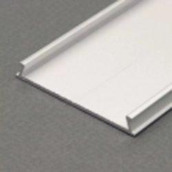 """LED profil fedél """"C10"""" eloxált alumínium Topmet"""
