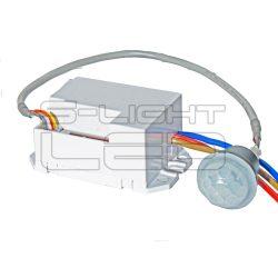Miniatűr beépíthető PIR mozgásérzékelő 800W Slightled