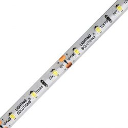 2835 60LED/m 12W IP65 DC 12V meleg fehér LED szalag SpectrumLED