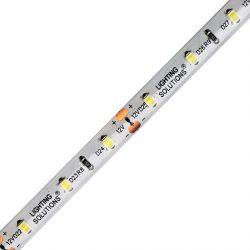 12W 60led IP65 DC 12V meleg fehér LED szalag Spectrum