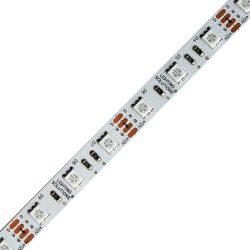 RGB led szalag 14,4W 60led IP65 DC 12V Spectrum