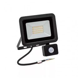 30W természetes fehér NOCTIS LUX LED reflektor 2 IP44 fekete SpectrumLED
