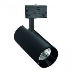 ANDROMEDA COB LED 25W WW 3F 36°, 60° - Fekete Spectrum