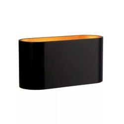 SQUALLA feket/arany lámpatest G9 SpectrumLED