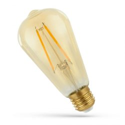 2W 2700-3200K E27 filament retro izzó Spectrum