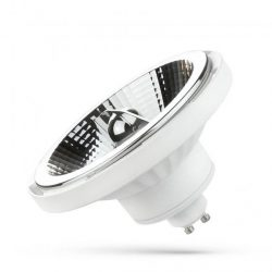 15W GU10 AR111 LED fényforrás természetes fehér 230V 45° fehér SpectrumLED