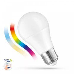 LED A60 E27 230V 9W RGBW+CCT+DIM WI-FI SPECTRUM