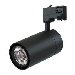 LED sínes lámpa ADV 3000K meleg fehér 30W S 25D BK Tungsram