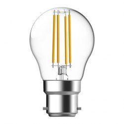 4.5W 2700K B22 filament led izzó Tungsram