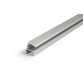 EDGE10 profil üvegpolc világításhoz