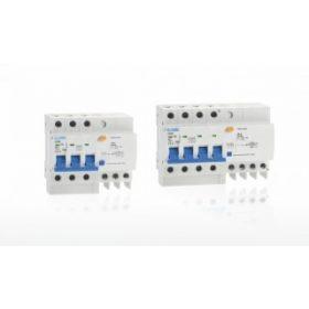 Kombinált áram- védőkapcsolók
