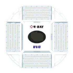 Csarnokvilágító fertőtlenítő UV-C lámpa