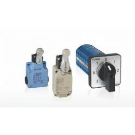 Működtető és jelzőkészülékek