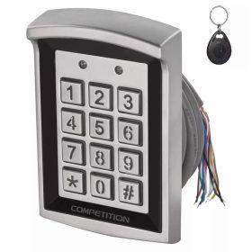 Kamerák, biztonságtechnika